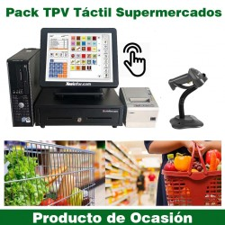 Pack TPV ECO1 Tactil...