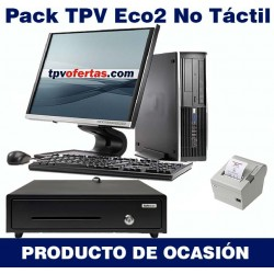 Pack TPV ECO2 Comercios TFT