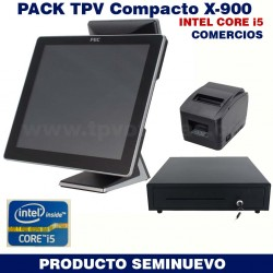 PACK TPV COMPACTO F-900...