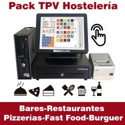 Pack TPV ECO1 Tactil Bares...