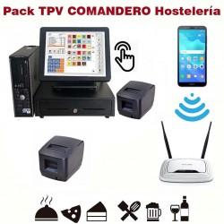 Pack TPV COMANDERO ECO1...
