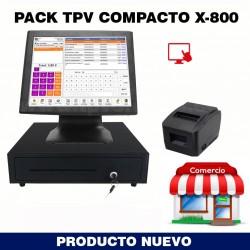 Pack TPV X-800 Táctil...