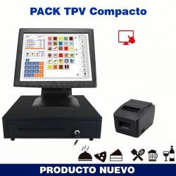 TPV X-800 Táctil + BALANZA...