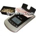 Contador de Monedas y Billetes