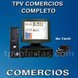 Pack TPV ECO2+Software Comercios