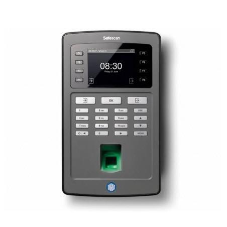 CONTROL DE PRESENCIA SAFESCAN TA-8020