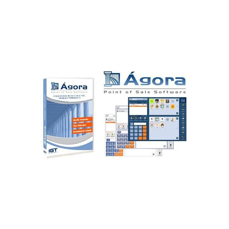 Agora Software Hostelería PRO