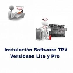 Reinstalación Soft.TPV +...