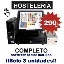 Pack TPV Tactil HOSTELERÍA