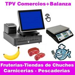 Pack TPV X-3052 Tactil...