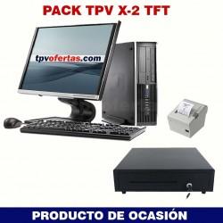 TPV X-2 Comercios TFT