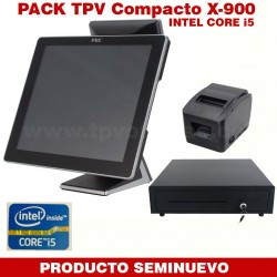PACK TPV COMPACTO X-900