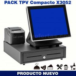 PACK TPV HOSTELERÍA X-3052