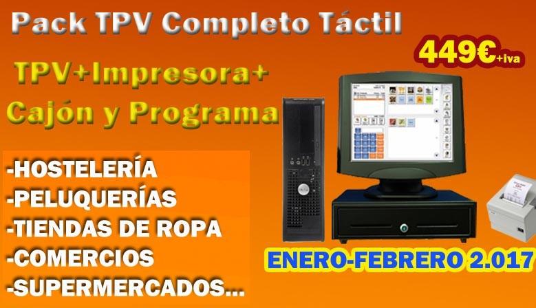 Oferta TPV+Software