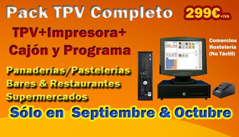 TPV Comercios/Hostelería